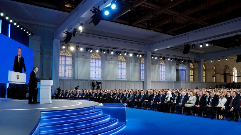 Putin zum Zweiten Weltkrieg: Müssen die Wahrheit schützen und verteidigen (Video)