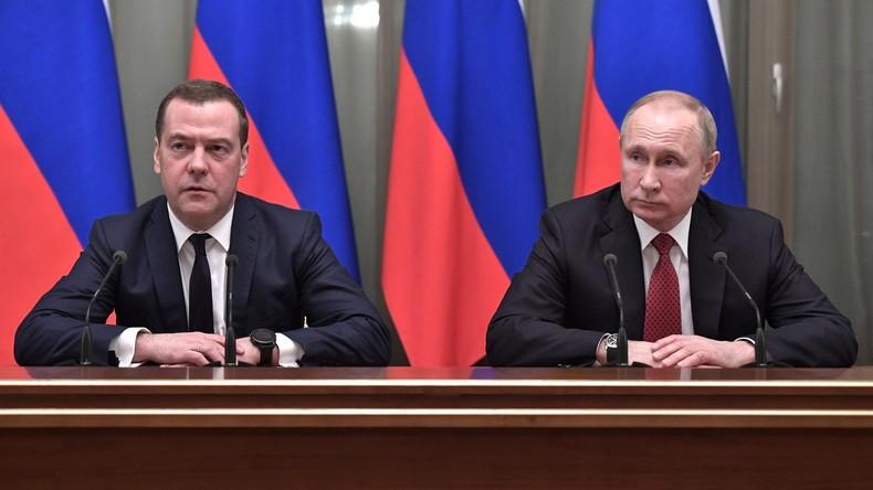 Regierungsrücktritte in Russland: Ein Rückblick