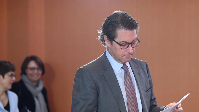 Untersuchungsausschuss zur Pkw-Maut tagt – Gutachter sehen Rechtsverstöße