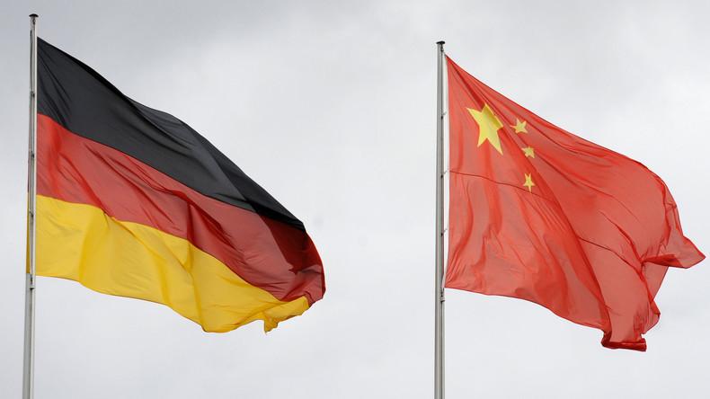 Deutscher Ex-Diplomat soll für China spioniert haben