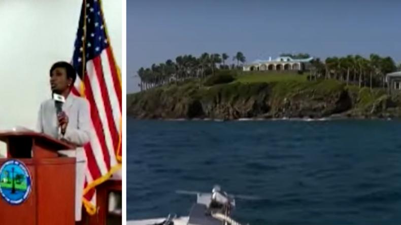 Amerikanische Jungferninseln: Klage gegen Epstein und Komplizen – Systematisch mit Kindern gehandelt