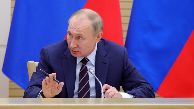 Russland: Verfassungsänderungen sind fundamentale Demokratisierung (Video)