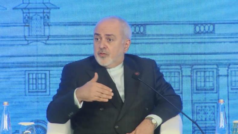 Iranischer Außenminister: Warum lassen sich die EU-Staaten von den USA so herumschubsen?