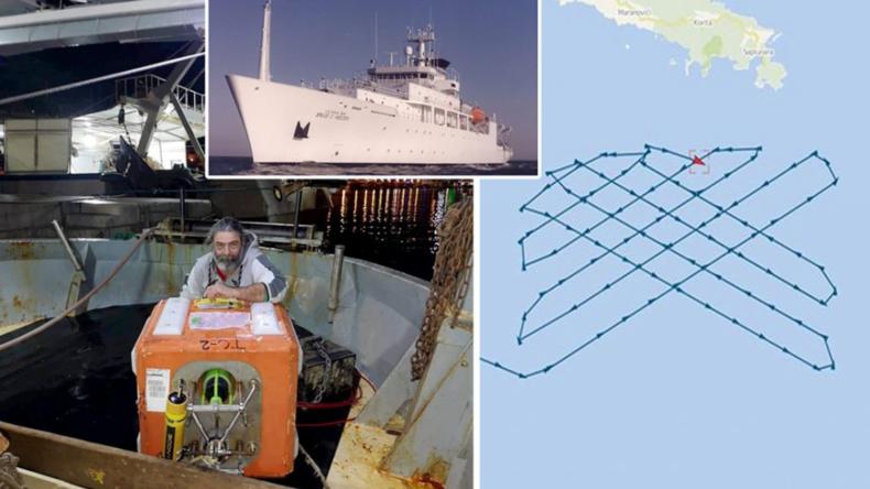 """Kroatischer Fischer lässt sich von US Navy nicht einschüchtern:  """"Bin kein Pirat aus Somalia"""""""