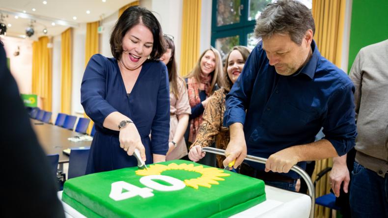 ZDF-Politbarometer: Die Grünen können nicht Kanzler