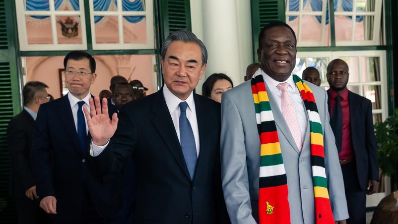 China und Simbabwe unterzeichnen Währungsswap-Geschäft zur Unterstützung des Handels