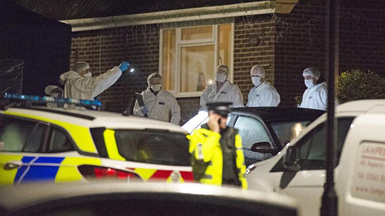 Großbritannien: Messer-Straftaten in England und Wales auf Zehnjahreshoch