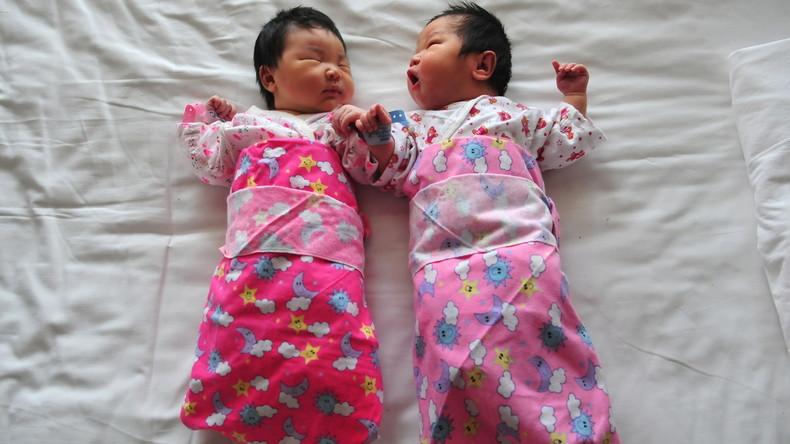 Chinas Geburtenrate auf niedrigstem Stand seit 70 Jahren