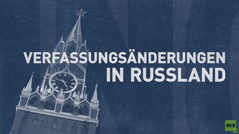 Verfassungsänderungen in Russland