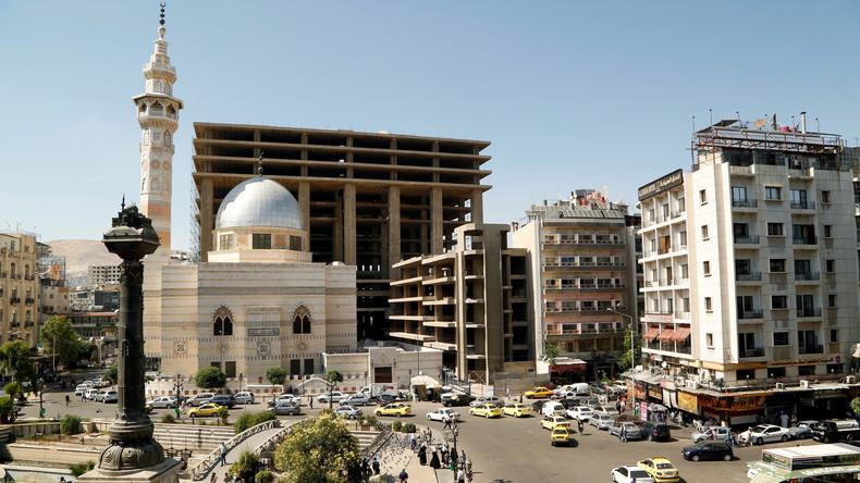 Lawrow: Syrienkrise im fortgeschrittenen Regelungsstadium