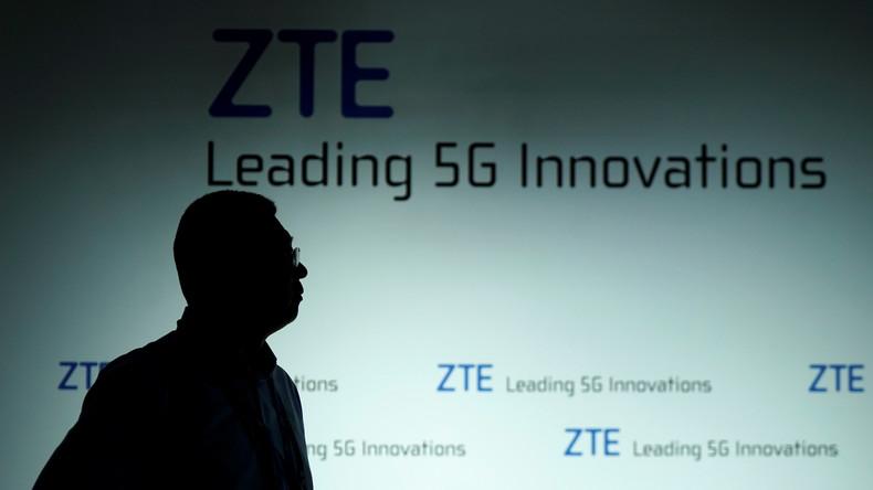 Huawei-Konkurrent ZTE bringt 1,7 Milliarden US-Dollar zum Vorantreiben der 5G-Entwicklung auf