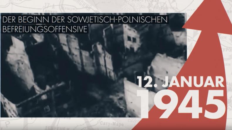 75 Jahre Befreiung Warschaus
