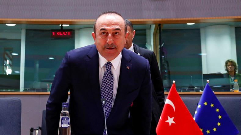 EU kürzt Vorbeitrittszahlungen an die Türkei deutlich