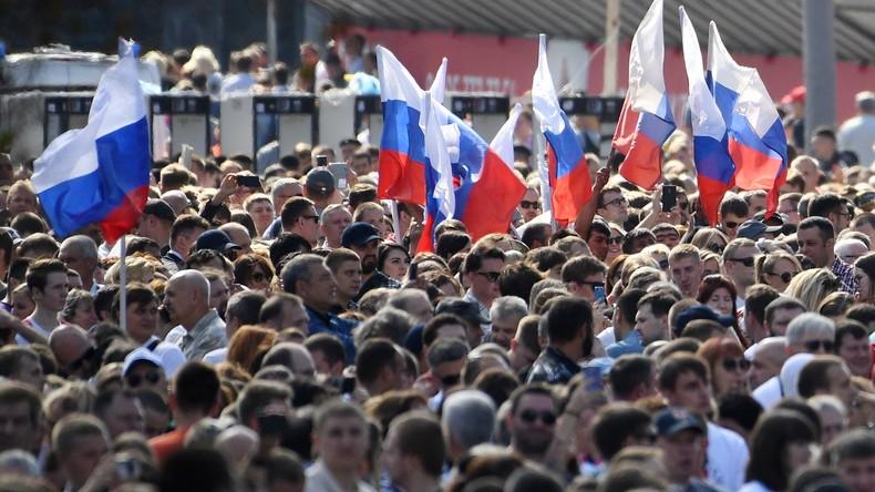 Moskauer Behörden genehmigen Protest gegen Verfassungsänderungen