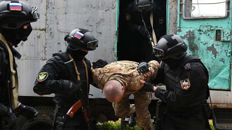 Russland: Im letzten Jahr wurden 26 Mitglieder von Terrorzellen im Nordkaukasus eliminiert