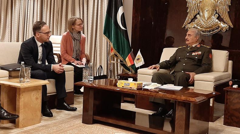 Deutschland: Einsatz der Türkei in Libyen verstößt laut Regierungssprecher gegen UN-Sanktionen