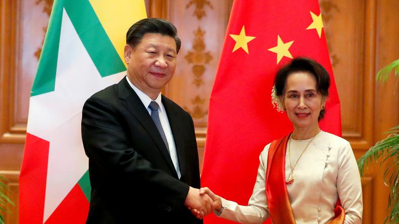 Facebook entschuldigt sich für Übersetzungsfehler von Xi Jinpings Namen