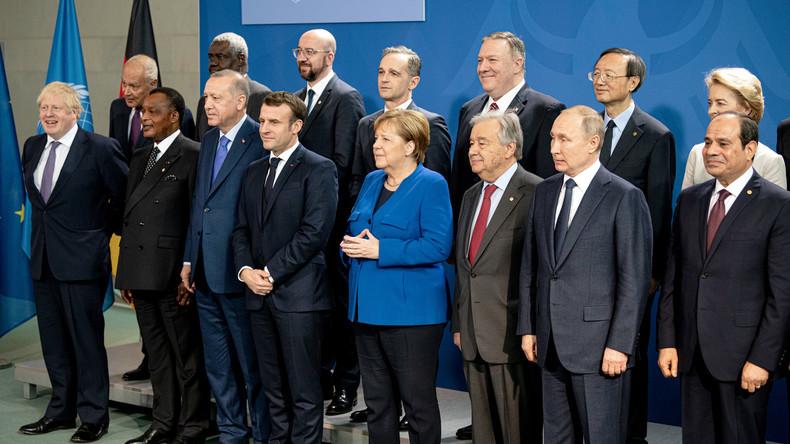 Rettete Russland die Berliner Libyen-Konferenz?