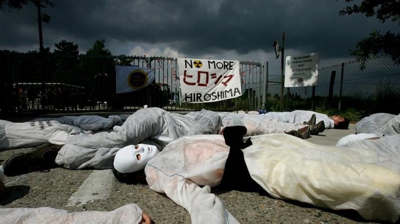 US-Botschaft besorgt: Belgisches Parlament debattiert über Rausschmiss von US-Atomwaffen