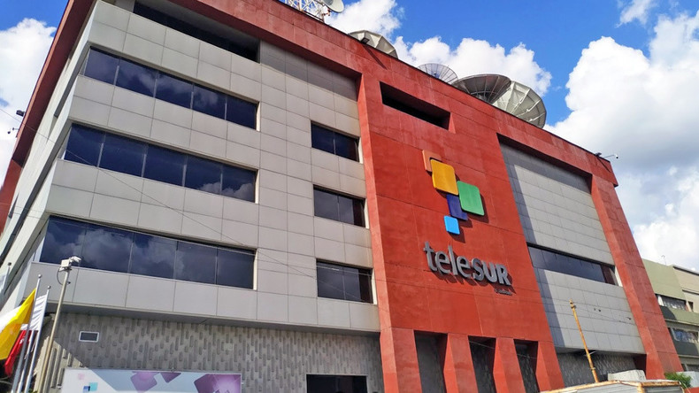 """Venezuelas """"Interimspräsident"""" Guaidó will eigenen """"TeleSUR""""-Sender in Miami gründen"""