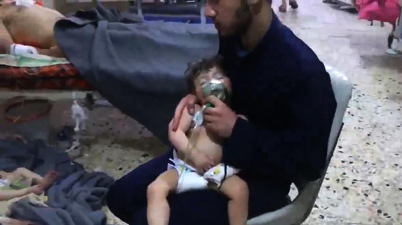 Ex-OPCW-Inspekteur vor dem UN-Sicherheitsrat: Giftgas-Bericht zu Duma in Syrien wurde manipuliert