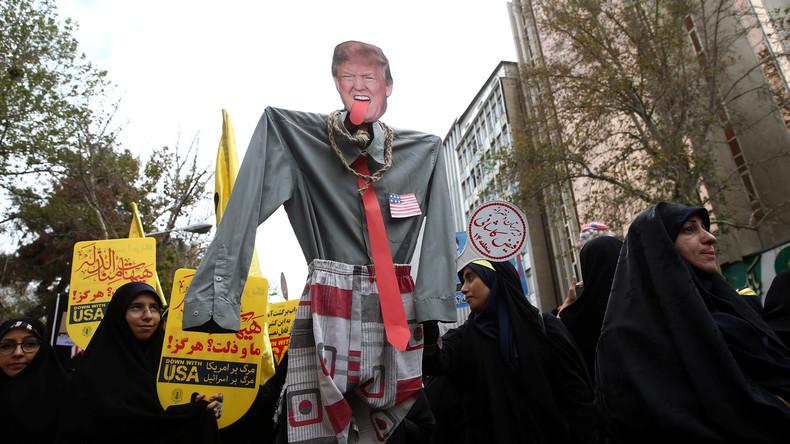 Drei Millionen US-Dollar in bar: Iranischer Abgeordneter setzt Kopfgeld auf Donald Trump aus