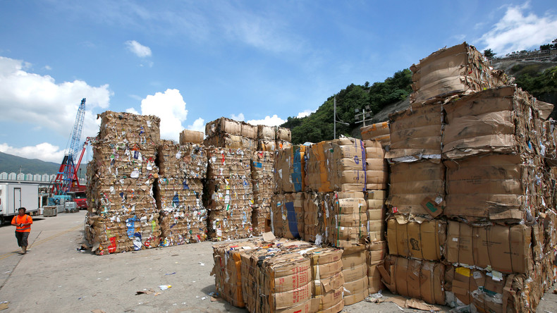 Nicht mehr Müllkippe der Welt – China stellt Müllimporte ein