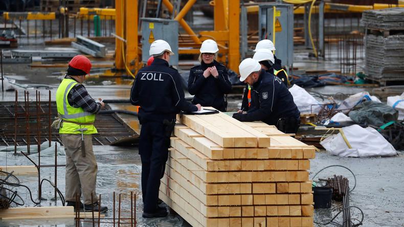 Scheinrechnungen im Baugewerbe: Wie der Fiskus jährlich über 100 Milliarden Euro verliert