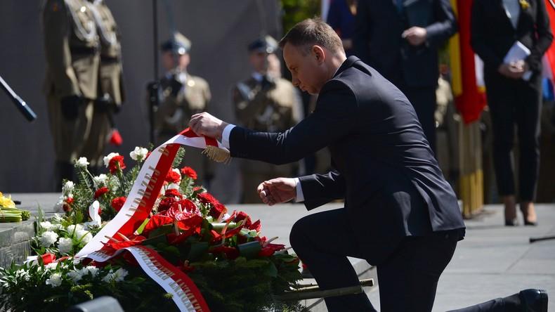 Offizielles Polen und das Gedenken an Auschwitz-Befreiung als Opfer der politischen Konjunktur