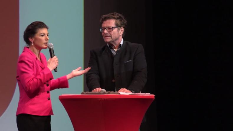 """Sahra Wagenknecht zu """"Oma, die Umweltsau"""" und """"alte weiße Männer"""": Das ist eine Lügendebatte"""