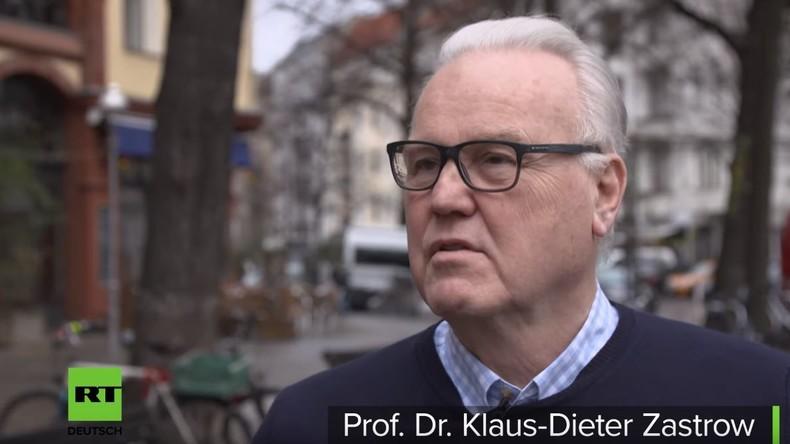 """Chefarzt Prof. Dr. Klaus-Dieter Zastrow über Corona-Virus: """"Nicht besonders gefährlich"""""""