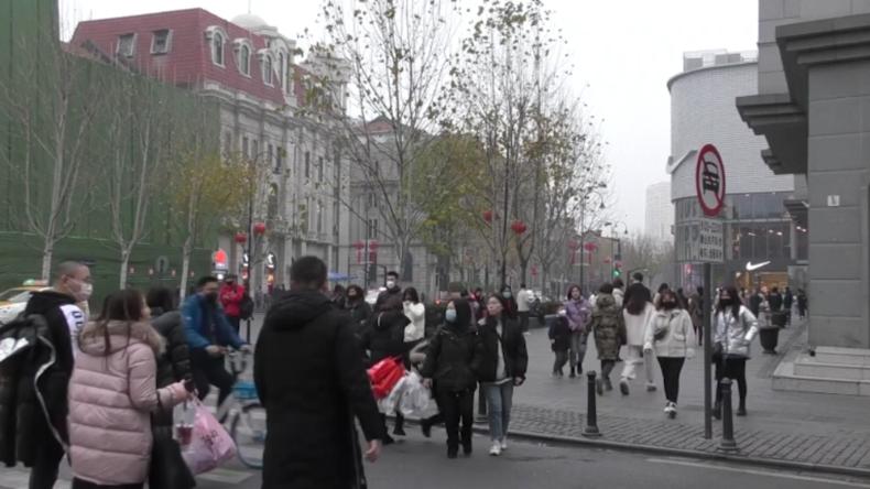 China: Bewohner aus Wuhan äußern sich zum Ausbruch des Corona-Virus