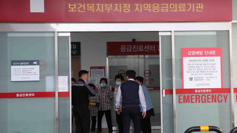"""""""Coronavirus"""" breitet sich in Asien aus (Video)"""