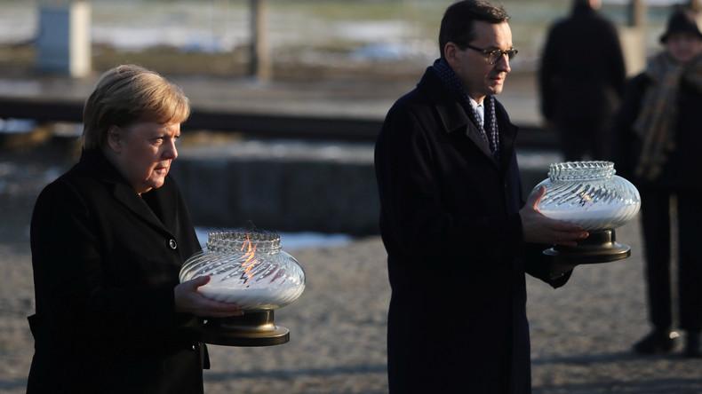 Ministerpräsident Polens: Rote Armee hat Warschau nicht befreit – Sowjetunion hat Nazis unterstützt