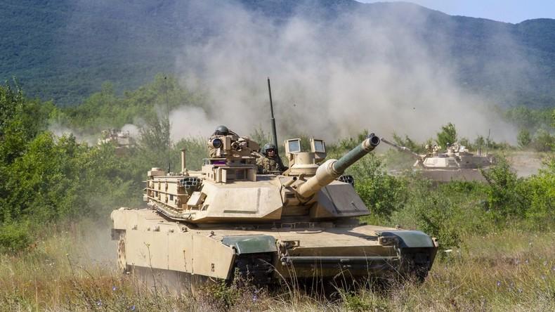 """US-Militäranalyst: Großmanöver """"Defender Europe 2020"""" erhöht Risiko eines Krieges mit Russland"""
