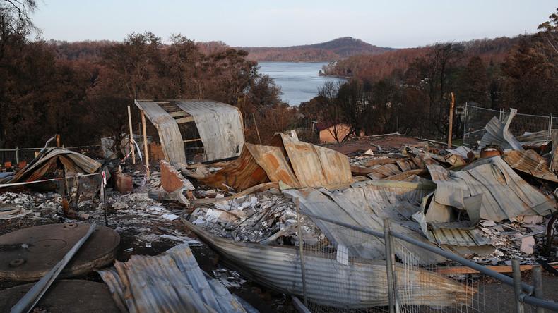 Rotes Kreuz in der Kritik: Zwei Drittel der Spenden für Buschfeuer-Opfer nicht ausgezahlt