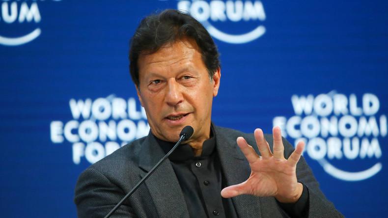 Pakistans Premierminister vergleicht Indien erneut mit Nazideutschland