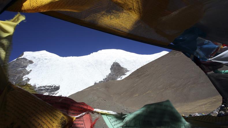 Tibet: Schmelzendes Gletschereis legt uralte Virenstämme frei