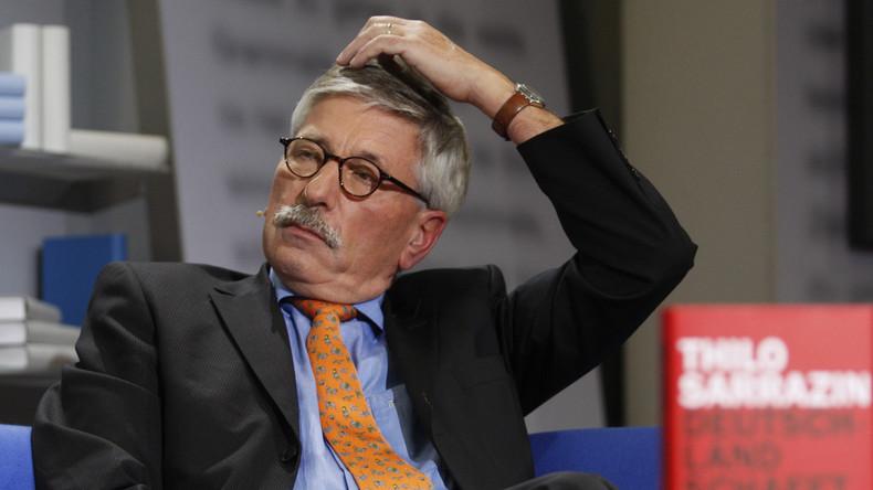Sarrazin wegen Auftritt bei FPÖ aus SPD rausgeschmissen