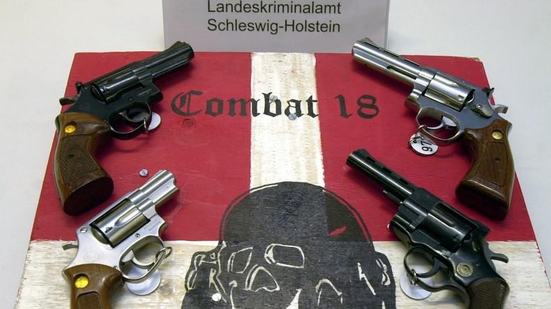 "Innenministerium verbietet rechtsextreme Gruppe ""Combat18"""