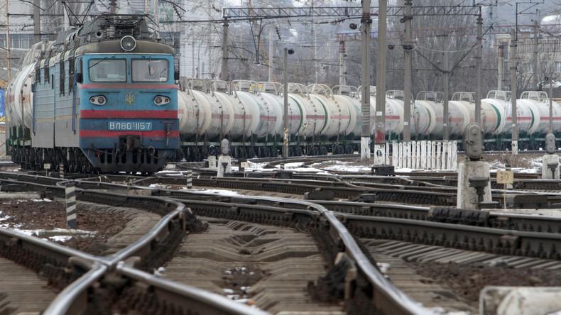 Ukraine plant Übergabe der Leitung der Staatsbahn an Deutschland – Deutsche Bahn dementiert
