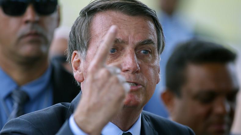 """Brasilien: Klage gegen Greenwald ist """"offene Vergeltung"""" (Video)"""