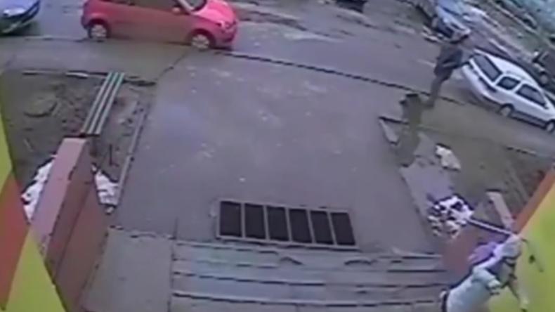 Russland: Neunjährige trickst fremden Verfolger aus