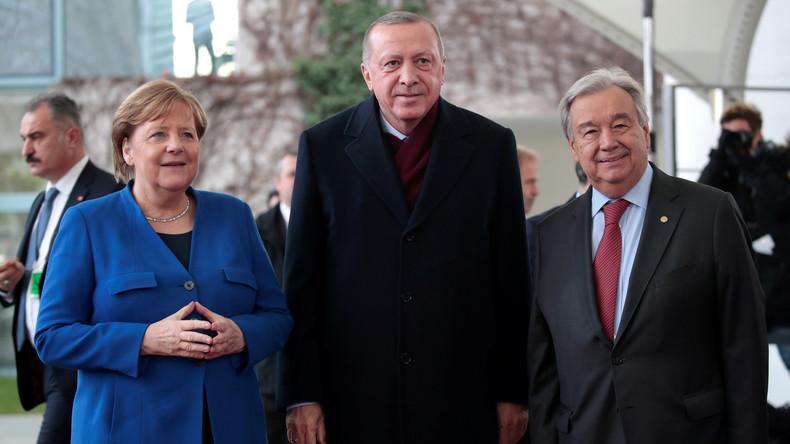 Kampf um Libyen: Erdoğan zahlt syrischen Söldnern bis zu 2.000 US-Dollar für Kampfeinsatz