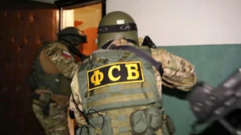 Festnahme auf der Krim – Bombenanschläge auf Anweisung ukrainischer Geheimdienste geplant