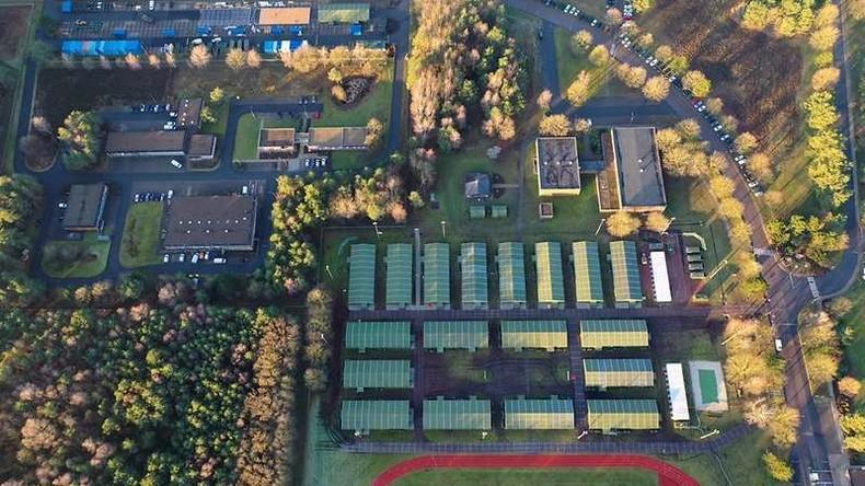 US Defender Europe 2020: Bundeswehr baut Zeltlager samt Kronleuchtern für Tausende US-Soldaten