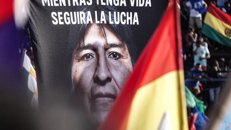 """""""Solange ich am Leben bin und Lust habe"""" – Der Kampf von Evo Morales um sein politisches Erbe"""