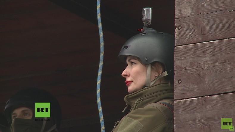 Einmal in Russland: Ein Tag bei den Spezialeinheiten