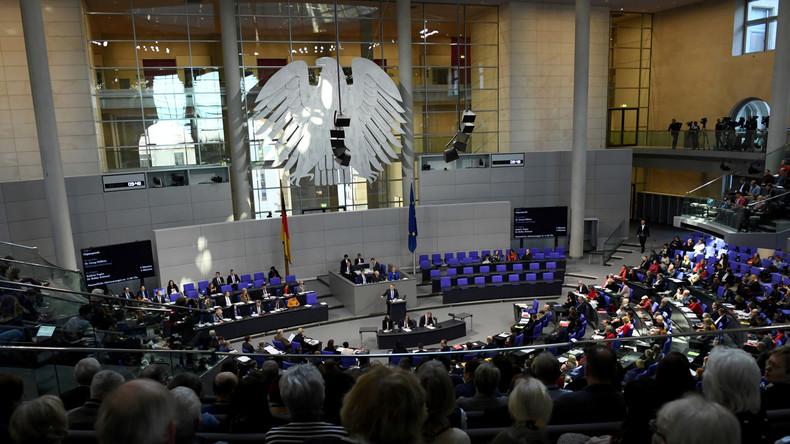 Es wird eng, aber nicht kuschelig: ProvisorischeBundestagsbürosfür zusätzliche Abgeordnete