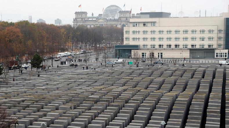 Deutschland: Jeder Fünfte findet, dass das Holocaust-Gedenken zu viel Raum einnimmt